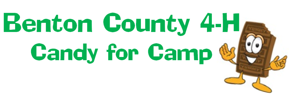 Candy for Camp Logo